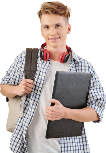 portrait-smiling-high-school-student-with-laptop-backpack-looking-front